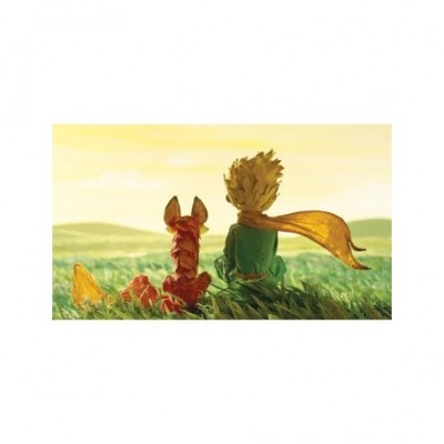 Puzzle Prietenia Little Prince HAPE