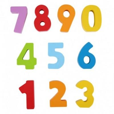 Cifre si culori HAPE