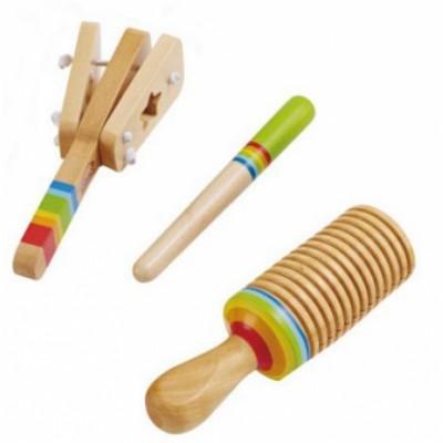 Instrumente muzicale ritmice HAPE