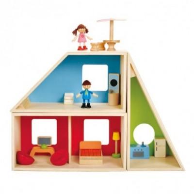 Casa din forme geometrice HAPE