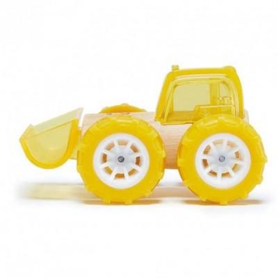 Bulldozer - masina de colectie ecologica HAPE