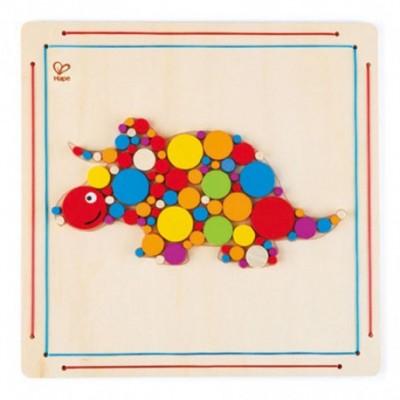 Mozaic Triceratops - HAPE