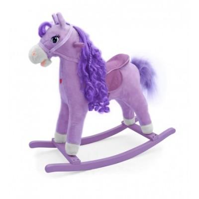 Calut balansoar cu sunete si miscare Princess Violet
