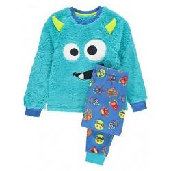 Pijama Pufoasa - Little Monster