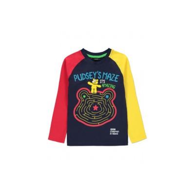 Tricou Colorat - Ursuletul Bandajat