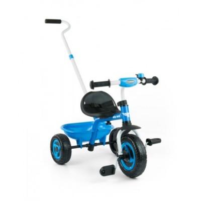 Tricicleta copii Turbo Blue