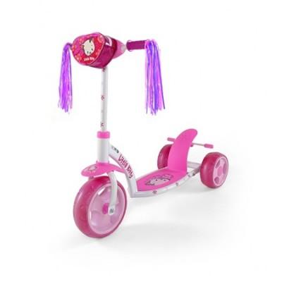 Trotineta copii Crazy Pink Kitty