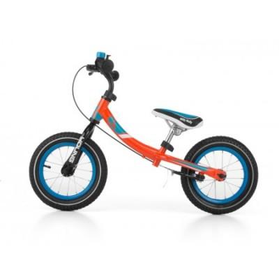 Bicicleta fara pedale Young Orange cu frana