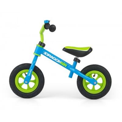 Bicicleta fara pedale Dragon Air Blue