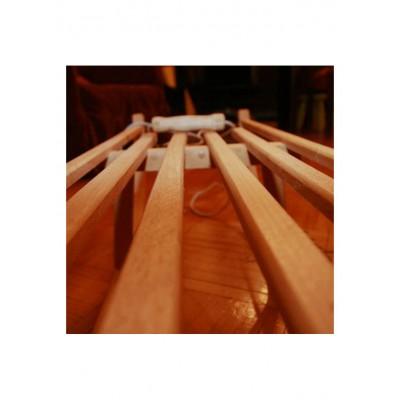 Săniuta medie din lemn