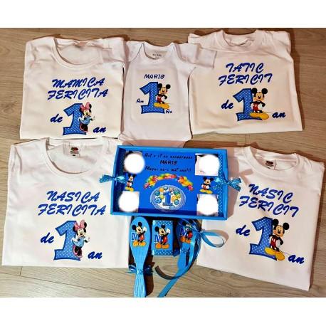 Set mot baietel - Bebe - Parinti - Nasi - Domino Kids c5a3d5cc34b