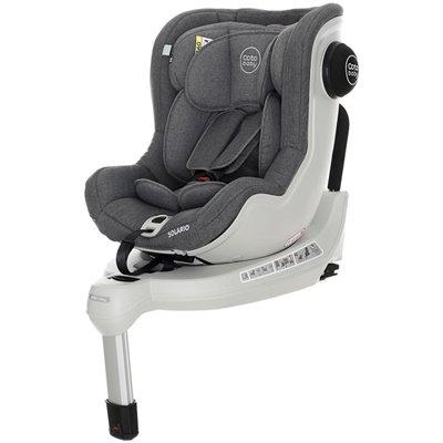 Scaun auto cu Isofix Solario - Coto Baby - Melange Gri