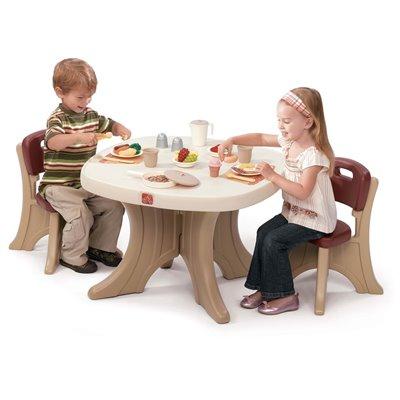 Set Masuta + 2 scaune pentru copii