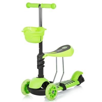 Trotineta Chipolino Kiddy green