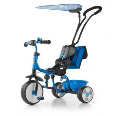 Tricicleta copii Boby Deluxe blue