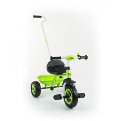 Tricicleta copii Turbo green