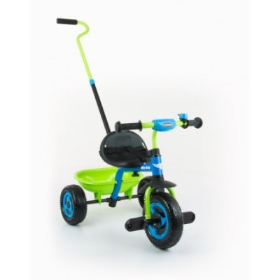 Tricicleta copii Turbo blue-green