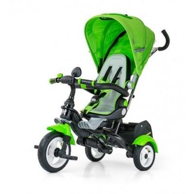 Tricicleta cu scaun reversibil Tomy Green