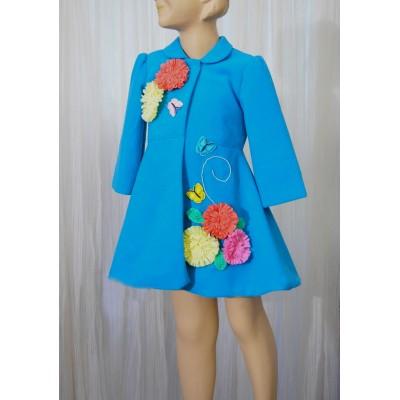 Paltonas - Turquoise Flower