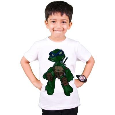 Tricou pictat - Turtle Ninja